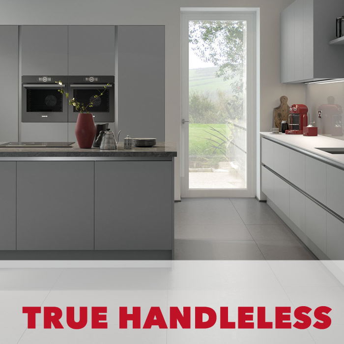 True Handleless Kitchens Manchester